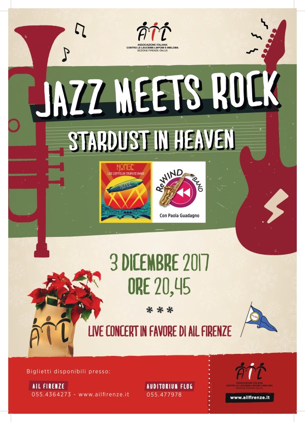 JAZZ MEETS ROCK